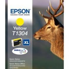 Cartus OEM Epson T1304 Yellow XL 1000 pagini - Cartus imprimanta