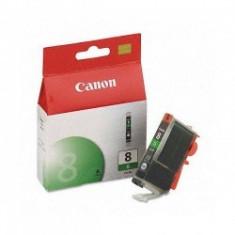 Cartus OEM Canon CLI-8G Green 13 ml - Cartus imprimanta