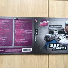 Urban's finest rap classics dublu disc 2 cd muzica rap hip hop compilatie vest - Muzica Hip Hop
