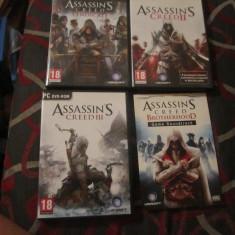 Colectie jocuri pc complete primite din dorobanti arata ca noi - Joc PC, Actiune, 16+