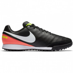 Pantofi sport barbati Nike Tiempox Genio II Leather Tf 819216-018