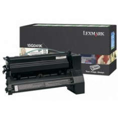 Cartus OEM Lexmark 15G041K toner Black 6000 pagini - Cartus imprimanta