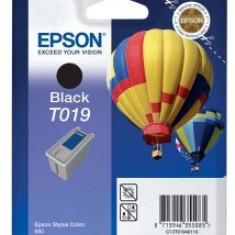 Cartus OEM Epson T019 Black 900 pagini - Cartus imprimanta