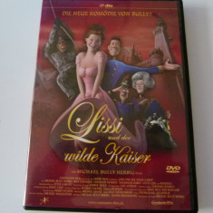 Sissi und der wilde Kaiser - dvd - Film animatie, Altele