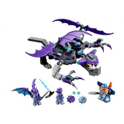 HELIGOYLE (70353) LEGO Nexo Knights foto