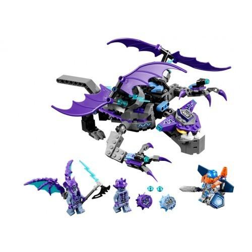 HELIGOYLE (70353) LEGO Nexo Knights foto mare