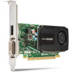 Placa Video nVidia Quadro K600 1GB GDDR3/128 bit, 192 Cuda Cores - Placa video PC