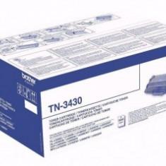 Cartus OEM Brother TN-3430 toner Black 3000 pagini - Cartus imprimanta