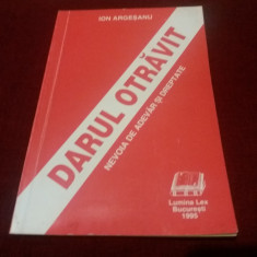 ION ARGESANU - DARUL OTRAVIT - Roman