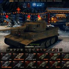Cont World Of Tanks ( Multe tancuri rare+ tancuri de tier X) - Joc PC