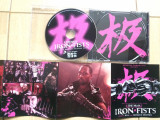 The Man With The Iron Fists original Motion Picture Soundtrack cd disc muzica, sony music
