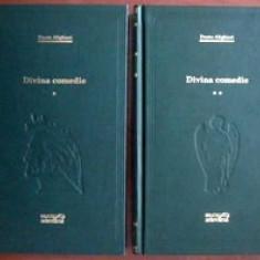 Dante Alighieri - Divina Comedie - Infernul Purgatoriul Paradisul