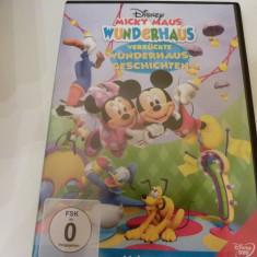 Micky Maus - dvd - Film animatie, Romana