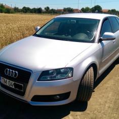 Vând Audi A3 sau schimb cu SUV, A3 SPORTBACK, Motorina/Diesel, Berlina