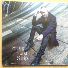 Sting last ship album cd disc sigilat nou Muzica Pop A&M rec rock editie vest 2013