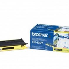 Cartus OEM Brother TN-130Y toner Yellow 1500 pagini - Cartus imprimanta