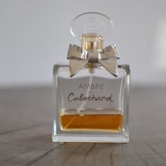 AMBRE de CABOCHARD GRES EDT 100 ML RAMAS 25 ML - Parfum femeie Hermes, Apa de toaleta