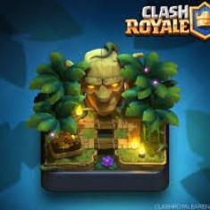 Vand cont de clash royale anrena 9