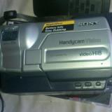 1+1/2 sau 2+1 Gratis - Camera video Sony Handycam CCD-TRV218E - camcorder - Hi8, Mini DV, 10-20x