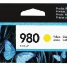 Cartus OEM HP D8J09A Yellow (980) 6600 pagini