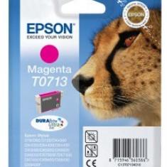 Cartus OEM Epson T0713 Magenta 8 ml - Cartus imprimanta
