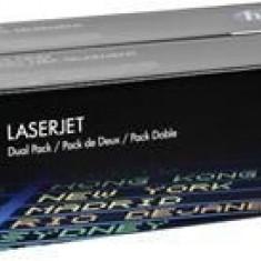 Cartus OEM HP CE320AD Toner Black (128A) Dual Pack 2 x 2000 pag - Cartus imprimanta Ricoh