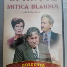 Sfantul Mitica Blajinul Amza Pellea Stela Popescu Dem Radulescu Tamara Buciucean, DVD, Romana