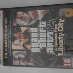 CD GTA 4 FULL PC Liberty City - Joc PC Rockstar Games