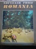 Souvenir from Romania vinil muzica clasica si folclorica LP