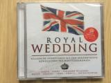 royal wedding cd disc muzica clasica sigilat nou sony music vest germany 2011