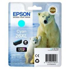 Cartus OEM Epson T2632 Cyan XL 97 ml