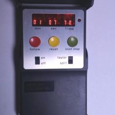 ''ceas'' un cronometru german rar vechi Chronostop Kienzle anii 70 de colectie