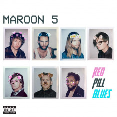 MAROON 5 Red Pill Blues (cd)