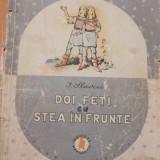 Doi feti cu stea in frunte de I. Slavici, 1958 - Carte educativa