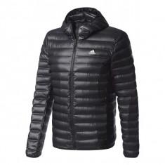 GEACA ADIDAS Varilite Ho Jacket cod BQ7782 - Geaca barbati Adidas, Marime: XS, S, M, L, XL, Negru