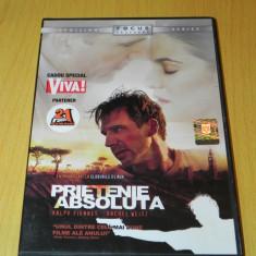 DVD film Prietenie absoluta - Film Colectie, Romana