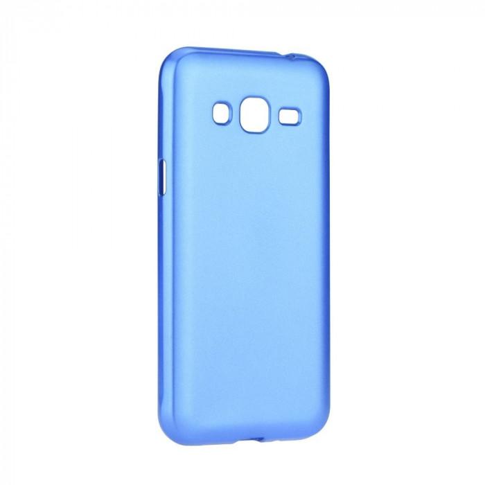 Husa Samsung Galaxy J3 2017 Jelly Flash Mat Albastra - CM11295