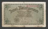 GERMANIA NAZISTA  2  MARCI MARK  1939 1940 1945  [26] Cu zvastica , P-R137b