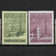 Albania 1963 - Timbre straine, Nestampilat