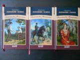 ALEXANDRE DUMAS - DOAMNA DE MONSOREAU 3 volume