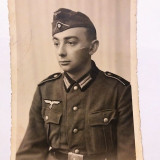 SOLDAT GERMAN  FOTO CABINET / NANCY FRANTA WW2