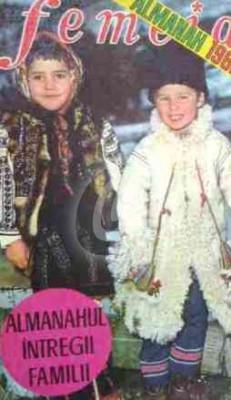Almanah Femeia 1982 foto