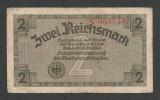 GERMANIA NAZISTA  2  MARCI MARK  1939 1940 1945  [18] Cu zvastica , P-R137a