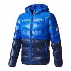GEACA ADIDAS YB SD BTS JACKET COD CF1605 - Geaca dama Adidas, Marime: Alta, Albastru