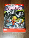 Spider-man nr 3 Doctor Horroris Causa benzi desenate romana marvel adventure