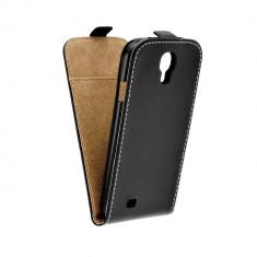 Husa Samsung Galaxy S4 Flip Slim Flexi Fresh Neagra - CM05040