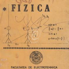 Fizica I - Carte Fizica