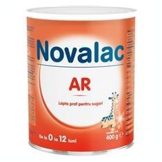 Novalac AR Sun Wave Pharma 400gr Cod: sun00123 - Lapte praf bebelusi
