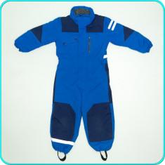 Combinezon—salopeta ski / iarna, impermeabil, gros, H&M→ baieti | 4—5 ani | 110 - Echipament ski, Costum