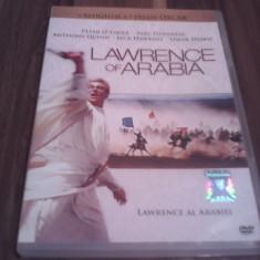 DVD FILM COLECTIE LAWRENCE AL ARABIEI TRADUCERE ROMANA 7 PREMII OSCAR/218 MIN.